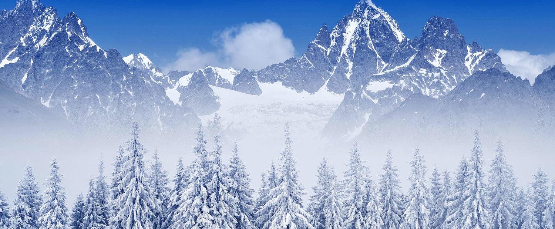 Wspaniała sceneria polskich gór