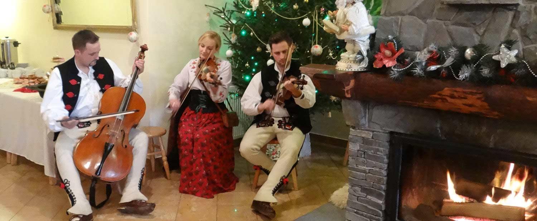 Przyjazna i swojska atmosfera świąt Bożego Narodzenia