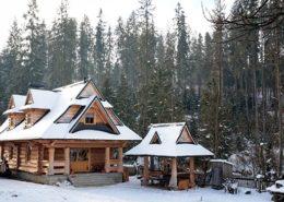 Szałas Pasternik (Małe Ciche) – oferta na święta w górach 2019/2020