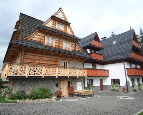 Willa u Kantora (Murzasichle) – Święta w górach 2020/2021