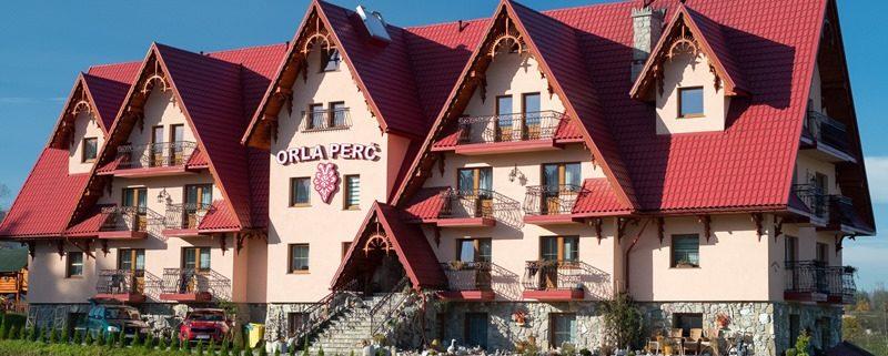 Orla Perć -pakiet standard (Murzasichle) - Święta w Górach 2020/2021